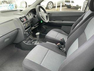 2008 Hyundai Getz TB MY09 S White 4 Speed Automatic Hatchback