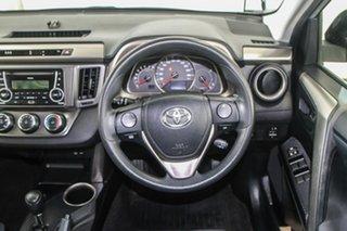 2013 Toyota RAV4 ASA44R GX (4x4) Silver Pearl 6 Speed Automatic Wagon