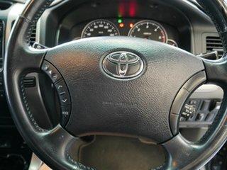 2008 Toyota Landcruiser Prado KDJ120R GXL Grey 6 Speed Manual Wagon