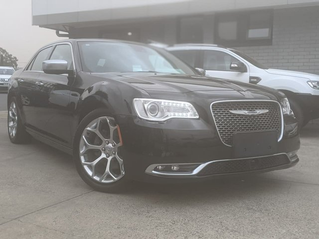 Used Chrysler 300 LX MY16 C E-Shift Luxury Hillcrest, 2016 Chrysler 300 LX MY16 C E-Shift Luxury Black 8 Speed Sports Automatic Sedan
