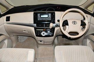 2015 Toyota Tarago GSR50R MY13 GLi White 6 Speed Sports Automatic Wagon