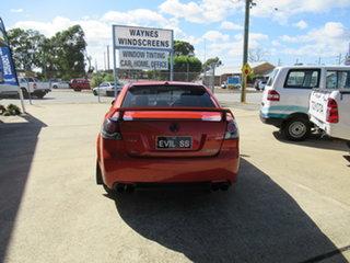 2006 Holden Commodore VE SS-V Orange 6 Speed Manual Sedan