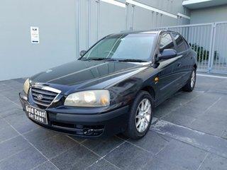 2004 Hyundai Elantra XD 2.0 HVT Black 4 Speed Automatic Sedan.