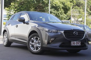 2021 Mazda CX-3 DK2W7A Maxx SKYACTIV-Drive FWD Sport Machine Grey 6 Speed Sports Automatic Wagon.