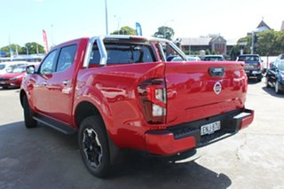 2021 Nissan Navara D23 MY21 ST-X Burning Red 6 Speed Manual Utility