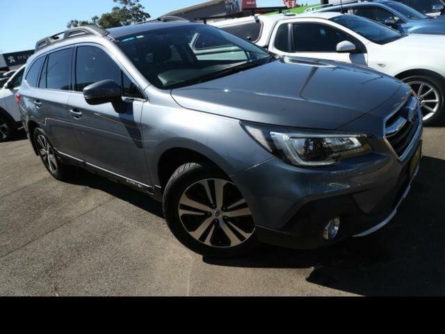 Used Subaru Outback MY17 2.5i AWD Kingswood, 2018 Subaru Outback MY17 2.5i AWD Blue Continuous Variable Wagon