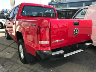 2020 Volkswagen Amarok 2H Core Tornado Red 8 Speed Automatic Dual Cab.