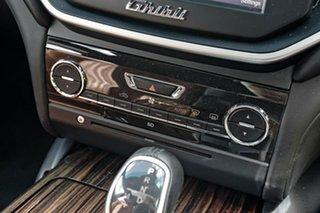 2015 Maserati Ghibli M157 MY15 Blue 8 Speed Sports Automatic Sedan