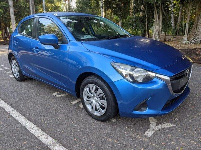 Used Mazda 2 DJ2HA6 Neo SKYACTIV-MT Stuart Park, 2015 Mazda 2 DJ2HA6 Neo SKYACTIV-MT Blue 6 Speed Manual Hatchback