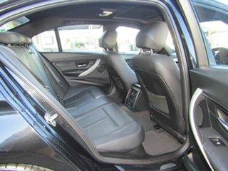 2015 BMW 3 Series F30 MY1114 320d M Sport Black 8 Speed Sports Automatic Sedan