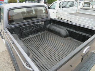 2008 Ford Ranger PJ 07 Upgrade XL (4x2) Silver 5 Speed Automatic Dual Cab Pick-up