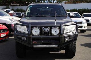 2012 Toyota Landcruiser Prado KDJ150R GXL Grey 5 Speed Sports Automatic Wagon.