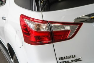 2017 Isuzu MU-X UC MY17 LS-U (4x4) White 6 Speed Auto Sequential Wagon