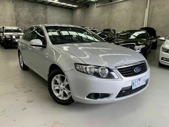 Used Ford Falcon FG XT Coburg North, 2009 Ford Falcon FG XT Silver 4 Speed Sports Automatic Sedan