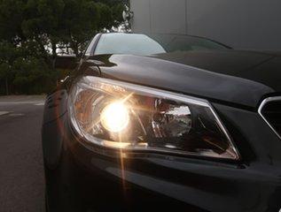 2015 Holden Commodore VF MY15 SS V Sportwagon Black 6 Speed Sports Automatic Wagon.