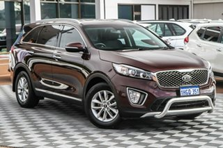 2015 Kia Sorento UM MY15 SI Red 6 Speed Sports Automatic Wagon.