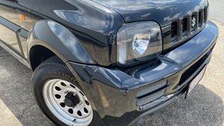 2011 Suzuki Jimny SN413 T6 Sierra Black 4 Speed Automatic Hardtop.