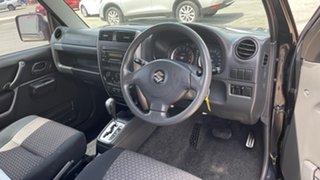2011 Suzuki Jimny SN413 T6 Sierra Black 4 Speed Automatic Hardtop