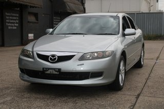 2005 Mazda 6 GG 05 Upgrade Classic Silver 5 Speed Auto Activematic Sedan