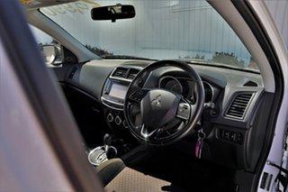 2016 Mitsubishi ASX XC MY17 LS Starlight Black 6 Speed Sports Automatic Wagon