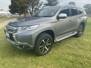 2018 Mitsubishi Pajero Sport QE MY19 Exceed (4x4) 7 Seat Grey 8 Speed Automatic Wagon.
