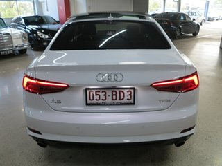 2017 Audi A5 F5 MY17 Sport S Tronic White 7 Speed Sports Automatic Dual Clutch Coupe