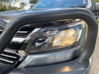 2016 Holden Colorado RG LS Grey Sports Automatic Cab Chassis
