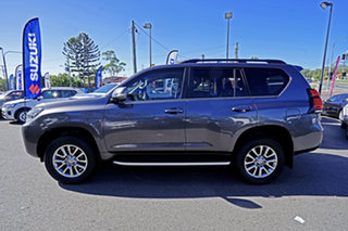 2018 Toyota Landcruiser Prado GDJ150R VX Grey 6 Speed Sports Automatic Wagon