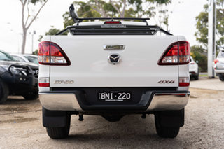 2020 Mazda BT-50 UR0YG1 XTR White 6 Speed Sports Automatic Utility