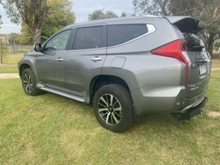 2018 Mitsubishi Pajero Sport QE MY19 Exceed (4x4) 7 Seat Grey 8 Speed Automatic Wagon