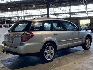 2007 Subaru Outback B4A MY08 AWD Silver 4 Speed Sports Automatic Wagon