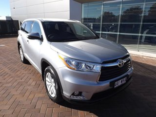 2015 Toyota Kluger GSU55R GX AWD 6 Speed Sports Automatic Wagon.