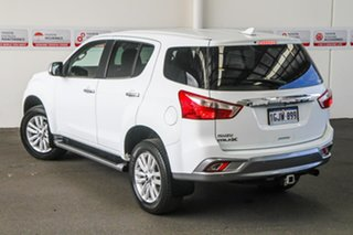 2017 Isuzu MU-X UC MY17 LS-U (4x4) White 6 Speed Auto Sequential Wagon.