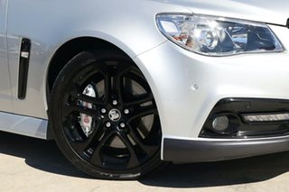 2015 Holden Commodore VF MY15 SS V Redline Silver 6 Speed Sports Automatic Sedan