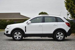 2012 Holden Captiva CG Series II 5 AWD White 6 Speed Sports Automatic Wagon