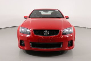 2011 Holden Commodore VE II SV6 Red Hot 6 Speed Automatic Sedan.