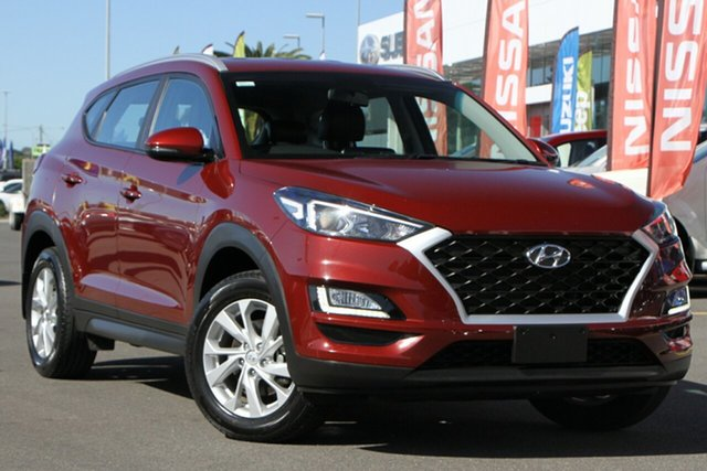 Used Hyundai Tucson TL3 MY19 Active X 2WD Aspley, 2019 Hyundai Tucson TL3 MY19 Active X 2WD Red 6 Speed Automatic Wagon
