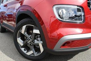 2020 Hyundai Venue QX MY20 Elite Red/Black 6 Speed Automatic Wagon.