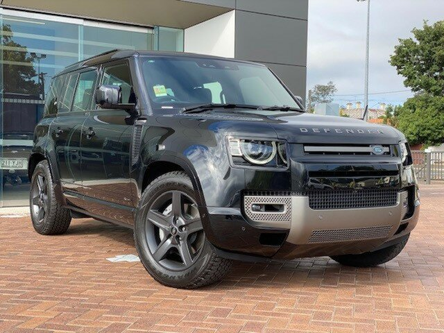 Demo Land Rover Defender L663 21MY 110 D300 AWD X-Dynamic SE Toowoomba, 2020 Land Rover Defender L663 21MY 110 D300 AWD X-Dynamic SE 8 Speed Sports Automatic Wagon