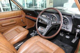 1971 Ford Falcon XY GT Green 4 Speed Manual Sedan.