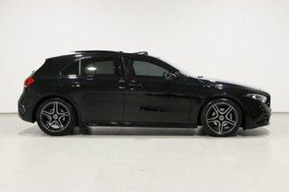2018 Mercedes-Benz A200 177 MY19 Black 7 Speed Auto Dual Clutch Hatchback