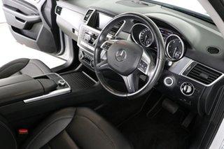 2012 Mercedes-Benz ML250 CDI BlueTEC 166 4x4 Silver 7 Speed Automatic Wagon
