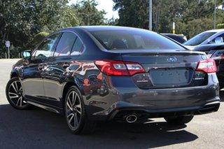 2018 Subaru Liberty B6 MY18 2.5i CVT AWD Grey 6 Speed Constant Variable Sedan.