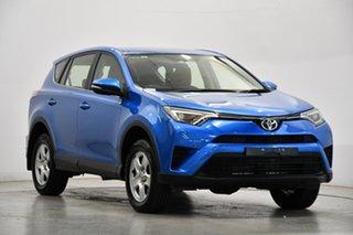 2017 Toyota RAV4 ASA44R GX AWD Blue Gem 6 Speed Sports Automatic Wagon