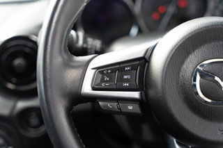 2015 Mazda MX-5 ND SKYACTIV-MT Blue Reflex 6 Speed Manual Roadster