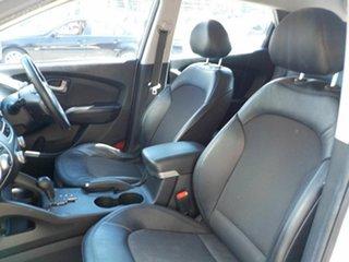 2012 Hyundai ix35 LM MY12 Elite AWD Silver 6 Speed Sports Automatic Wagon
