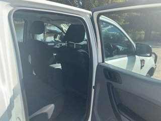 2016 Ford Ranger PX MkII XL White Sports Automatic Cab Chassis