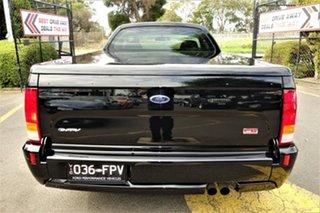 2005 Ford Performance Vehicles F6 Tornado BF Black 6 Speed Manual Utility