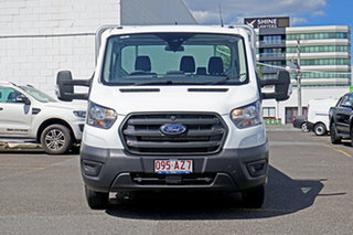 2020 Ford Transit VO 2020.50MY 430E White 10 Speed Automatic Single Cab Cab Chassis.