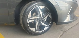 2020 Hyundai i30 CN7.V1 MY21 Elite Amazon Gray 6 Speed Sports Automatic Sedan.